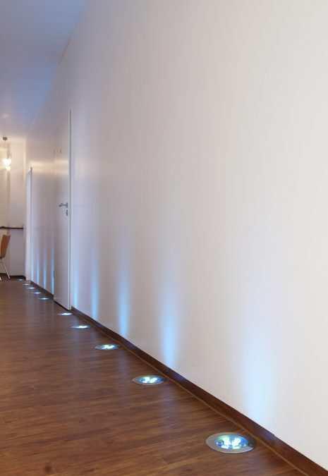 Gallery – Flurbeleuchtung