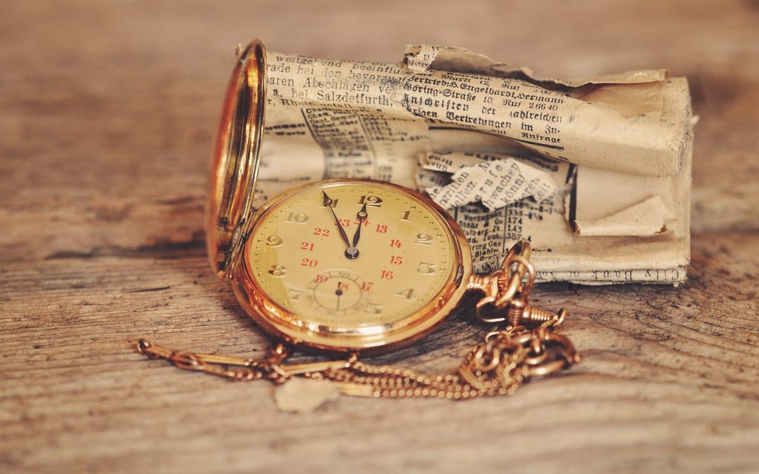 Zeit ist kostbar
